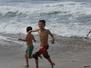 2012 Jack on the beach in Hawaii