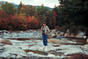 1987 Murry in New Hampshire along the Kancamagus Highway.
