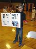 04/12/13 Jack, as Steve Jobs, at school presentation