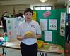 04/12/13 Ryan wins BEST table clinic presentation at school