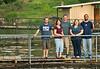 2013/08 Steve Cooper, Jodi (Grigsby) Cooper, David Cooper, Sarah (Cooper) McKinney and Marcus McKinney at the Cooper family reunion in Missouri