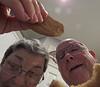 2016 12 20 59W Snickerdoodle selfie 01