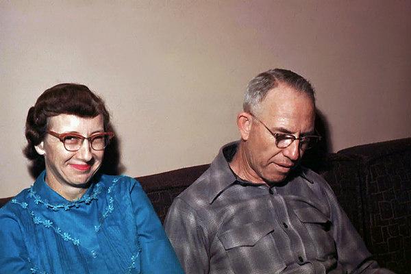 1964 - Elma and Jim