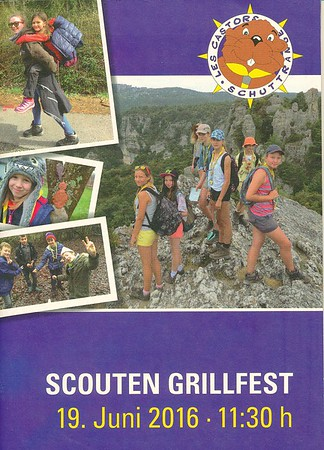 Grillfest - Scouts Les Castors