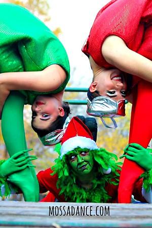 Grinch Ballet by Mossa Dance