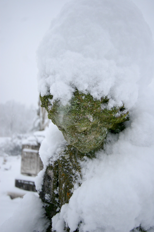 Southern cemetery's provide some great opportunities for photos.