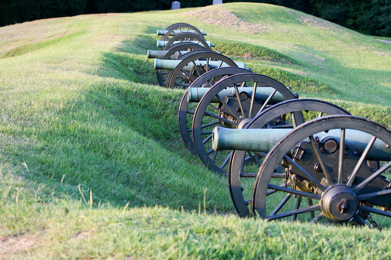 Cannon Positions