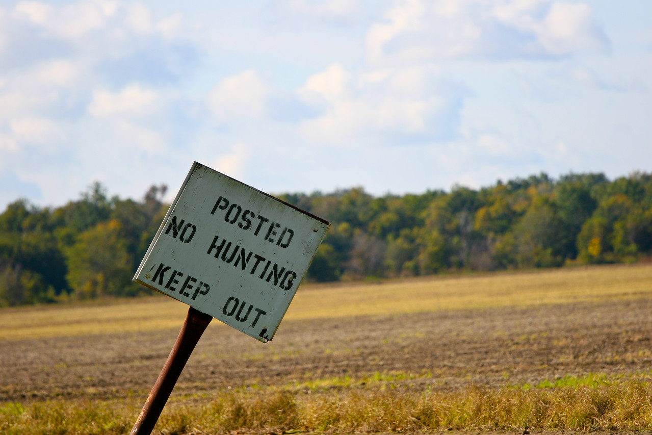 Some things just scream southern when you first see them. These signs were found throughout the delta.