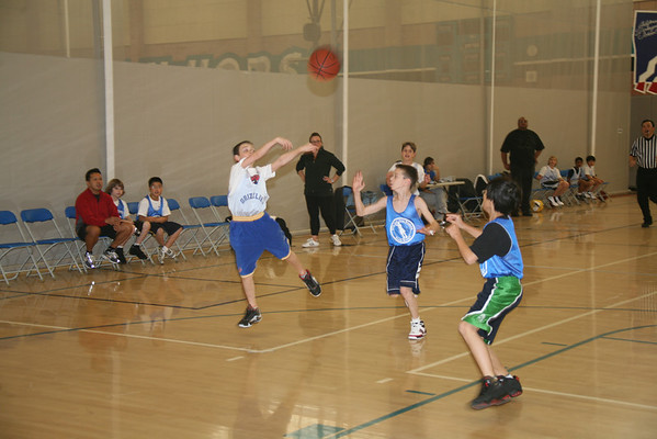 Grizzlies Basketball 2008 (U12 Boys)