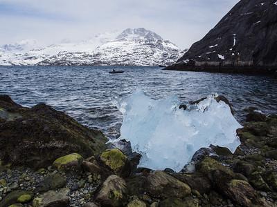 Groenland, 2013, Casino Royal Fjord de l'Eternité