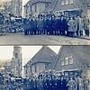 F1204 <br /> De Sassenheimse brandweer neemt op 25 januari 1930 afscheid van opperwachtmeester J.P. Oudshoorn.  <br /> Zie ook boekje van A.M. Hulkenberg: 'Kent u ze nog....de Sassenheimers', pag. 65. Foto: 1930.<br /> <br /> 1  W. Los<br /> 2  J.K.N. Bakker<br /> 3  P. IJsselmuiden<br /> 4  C.J. Kiebert<br /> 5  Th. Reeuwijk<br /> 6  J.P. Oudshoorn<br /> 7  burgemeester J. P. Gouverneur <br /> 8  M.J. Bruijnen<br /> 9  L. Kuijper<br /> 10  H. Bader (wethouder)<br /> 11  G.C. van Goeverden<br /> 12  P. Klomp<br /> 13  J.L. van der Zwet<br /> 14  D. den Boer<br /> 15  W.A. Zuiderwijk<br /> 16  L. Oudshoorn jr.<br /> 17  A. van Egmond<br /> 18  M.J. van Breda<br /> 19  J. van Nieuwkoop<br /> 20  G.M. Overvliet<br /> 21  P. Meijer<br /> 22  S.Th. Verbij<br /> 23  J. Waasdorp<br /> 24  C.J. Melman<br /> 25  E. Dijksta<br /> 26  C.D. van Goeverden<br /> 27  L. Ammerlaan<br /> 28  W. Zijerveld<br /> 29  A.G.J.M. van Breda<br /> 30  Ph. Bakker<br /> 31  J. van der Meer<br /> 32  P. Staring<br /> 33  P. van der Plas<br /> 34  A.W. van Helden