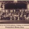 F1750 <br /> Dansschool Henny Boes in het KSA-gebouw. Foto: 1945