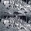 F0627a <br /> Korfbalvereniging TOP op de bondsdag de Christelijke Korfbal Bond op de Tweede Pinksterdag 1954.<br /> <br /> 1<br /> 2Lou Colijn<br /> 3Cor Vis<br /> 4Elly Kuilenburg?<br /> 5Theo Beerhorst<br /> 6Joan Stoute<br /> 7<br /> 8Bep van Hoorn<br /> 9Jany van Pijpen<br /> 10<br /> 11<br /> 12Ada van Reeuwijk<br /> 13<br /> 14Siem Kroes?<br /> 15<br /> 16<br /> 17<br /> 18<br /> 19<br /> 20<br /> 21<br /> 22<br /> 23Piet van Leeuwen<br /> 24Sam Smit<br /> 25Kees Benschop?<br /> 26<br /> 27<br /> 28Henk Smit<br /> 29Piet of Gerrit van der Heiden<br /> 30Henny van der Bil<br /> 31Rick Benschop<br /> 32<br /> 33<br /> 34Hennie Möhlmann