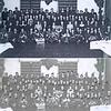F0984<br /> In december 1944 bestond Baartman & Koning 50 jaar. Er was toen geen reden om dat feest in die tijd te vieren. Na de oorlog werd het jubileum alsnog op grootse wijze gevierd. Er werd bij de NZH een tram gehuurd, die de feestgangers naar De Nachtegaal in Lisse vervoerde.<br /> <br /> 01Piet Kapteijn<br /> 02<br /> 03 Kees Braam<br /> 04 Dinie van der Kwaak<br /> 05 Cor Waasdorp<br /> 06 Nel Onderwater<br /> 07 Janny van 't Woudt<br /> 08 Jan Helmus<br /> 09 Jeanne Mosseveld<br /> 10 Jan Verhoog<br /> 11<br /> 12 Freek Homan<br /> 13 Jan Rozenbroek<br /> 14<br /> 15 Willie Nieuwehuizen<br /> 16<br /> 17 Piet van Waardenburg<br /> 18 Toon van Diest<br /> 19 Hannes van Diest<br /> 20<br /> 21<br /> 22 Henriette Arentshorst <br /> 23 Anton J.J.  Arentshorst<br /> 24 Gerrie Arentshorst<br /> 25 Harry J. B. Arentshorst<br /> 26 mevr. Arentshorst<br /> 27 Henri J. B. Arentshorst<br /> 28 Nel Arenthorst<br /> 29 Andre  M. Arentshorst<br /> 30 Hetty Arentshorst<br /> 31 Boudewijn Arentshorst<br /> 32 dhr. Pel<br /> 33 Johanna Pel-Heynis<br /> 34 mevr. Van der Meer<br /> 35 Kees van der Meer<br /> 36 mevr. Luijk<br /> 37 Kees Luijk<br /> 38<br /> 39 Klaas van Diest<br /> 40<br /> 41 Dirk Durieux<br /> 42 Bertha Beijk<br /> 43 Tinus Beijk<br /> 44<br /> 45 Jaap Spaargaren<br /> 46<br /> 47<br /> 48<br /> 49<br /> 50<br /> 51 Floor Barnhoorn<br /> 52<br /> 53 Nic van der Meij<br /> 54 mevr. van der Meij<br /> 55<br /> 56 Piet Duivenbode<br /> 57 Piet Oudshoorn<br /> 58<br /> 59<br /> 60 Maartje Kuperus<br /> 61 Toon Noordermeer<br /> 62 Betje Goemans<br /> 63<br /> 64<br /> 65 Hein van Munster<br /> 66 mevr. Van Munster<br /> 67 Willem van Ruiten<br /> 68 mevr. Van Ruiten<br /> 69 Rika Roos-Nieuwenhuis<br /> 70 Leen Roos<br /> 71 mevr. De Goede<br /> 72 Jan de Goede<br /> 73 mevr. Barnhoorn<br /> 74 Piet Barnhoorn<br /> 75 Jan Duim<br /> 76 mevr. Duim<br /> 77 mevr. Kroes<br /> 78 zoon van mevr. Kroes<br /> 79 mevr. Van Diest (Hannes)<br /> 80 mevr. Passchier<br /> 8