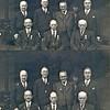 F0375<br /> Drie jubilarissen met 25 jaar dienstverband bij Z&P (Gebr. Van Zonneveld & Philippo). Foto: 1939.<br /> <br /> 01 Dirk van Waardenburg (Zuiderstraat)<br /> 02Leen Guldenmond (schuurbaas)<br /> 03 ? de Boer (woonde bij 't Soldaatje)<br /> 04Nicolaas Willem Philippo (van villa Transforma)<br /> 05Jac. Vreeken<br /> 06Herman van Zonneveld<br /> 07Arie Philippo