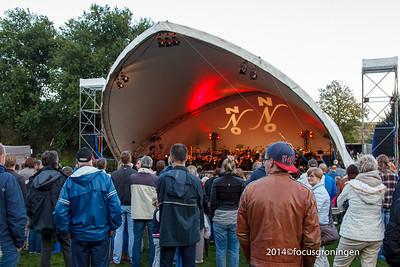 nederland 2014, groningen, bernoulliplein, korreweg klassiek, noord nederlands orkest