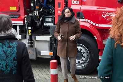 nederland 2020, groningen, goudlaan, eerste containertuin groningen, glimina chakor