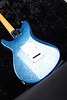 Don Grosh Reserve PlexiJet in Sapphire Blue Sparkle, TV Jones Pickups