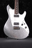 Don Grosh Reserve PlexiJet in Silver Sparkle, TV Jones Pickups