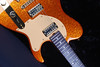 Don Grosh Reserve PlexiT in Orange Sparkle, TV Jones Pickups