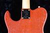 Don Grosh Reserve PlexiT in TV Orange with White Grainfill, TV Jones Pickups