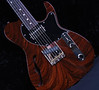 Don Grosh Reserve Retro Classic Hollow T in Indian Rosewood, HH Pickups (2 of 2)