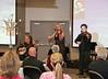 Phil Boroff, Sharon Schwatka, David Morales-Boroff