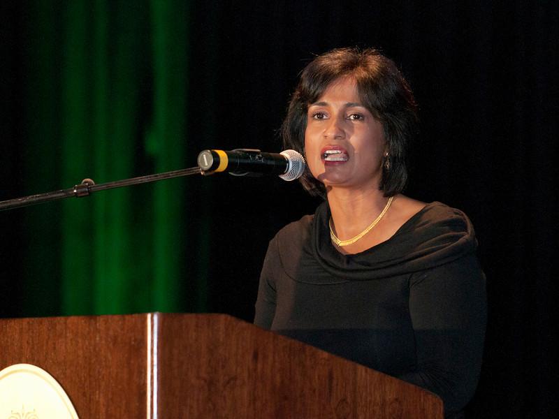 Grossmont College President Dr. Sunny Cooke