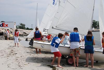 2008 Groton Maritime Academy Day 14
