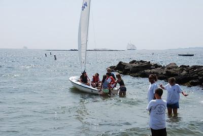 2008 Groton Maritime Academy Day 11