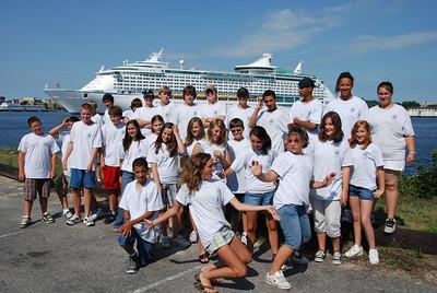 2008 Groton Maritime Academy Day 15