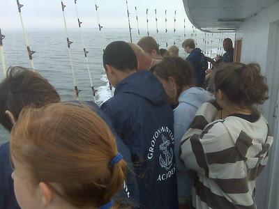 2008 Groton Maritime Academy Day 5