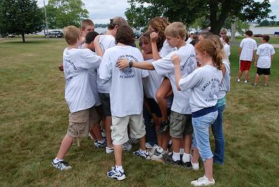 2008 Groton Maritime Academy Day 1