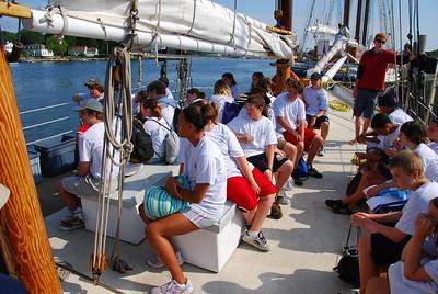 2008 Groton Maritime Academy Day 7