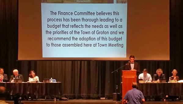 Groton Town Meeting