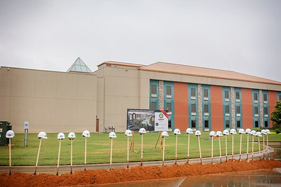 Ground Breaking for Expansion of Casino Resort in Grant