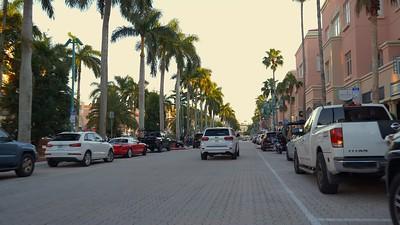 Stock video Misner Park Boca Raton Florida 4k