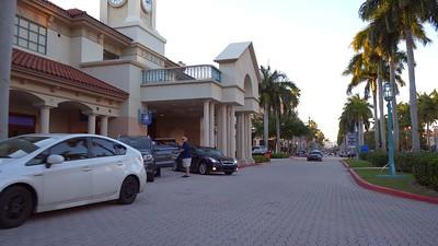 Ouzo Bay Greek Restaurant Boca Raton Mizner Park shot on motion gimbal
