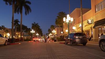 Upscale lifestyle Mizner Park Boca Raton