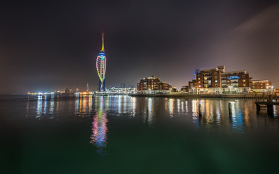 Spinnaker Tower & GWQ