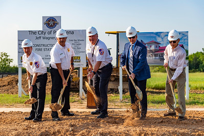 Fire Station 8_Ground Breaking__18