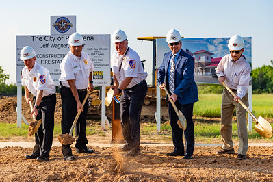Fire Station 8_Ground Breaking__19