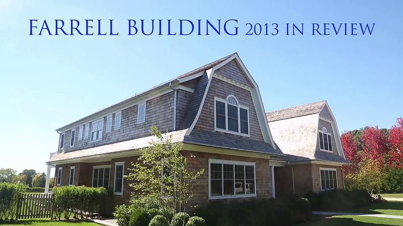 Farrell Building 2013 review