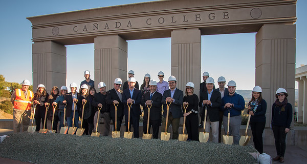 Groundbreaking Ceremony -CAÑADA 2017