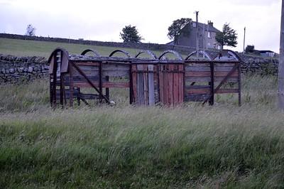 1xxxxx 12t Twin Vent, GWR Mink A, Hollin Hill near Burnhope Reservoir, Wearhead, County Durham   24/06/17