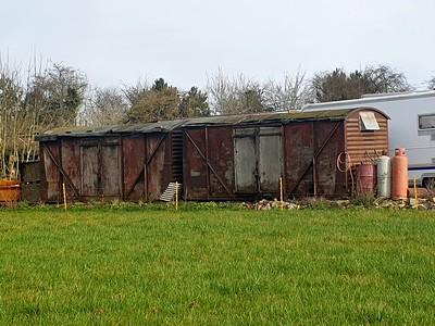 1 of 2 Unknown 12t Vent Van Ply, The Piggeries, Bennington Road, Walkern, Stevenage, SG2 7HX, Herts    08/02/20