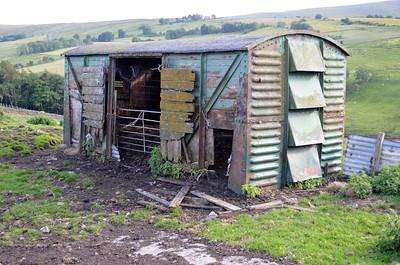 B70xxxx 12t Vent Van Plank, Farneyside Farm, Ninebanks, Northumberland   24/06/17