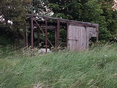 Unknown 12t Vent Van, Plank, Shake Holes Quarry, St.Johns Chapel, County Durham    24/06/17