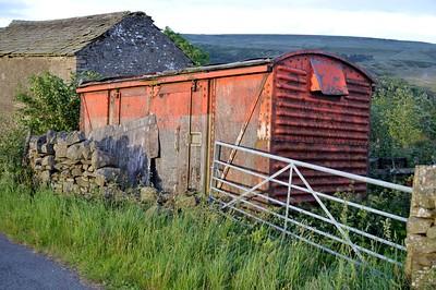 230471/783475 12t Vent Van, East side of minor road, south A689, Nenthead, Cumbria   24/06/17