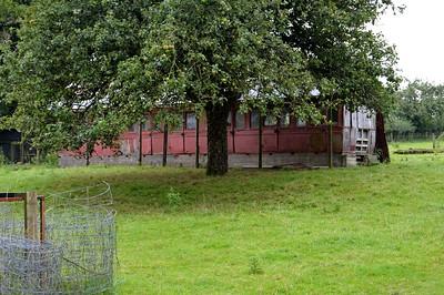2101 GWR 6w Dean Luggage, Coal Pit Lane, Chilcompton, Somerset    30/08/15
